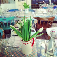 Supper club in shells West Home, Cosy Corner, Supper Club, Interior Inspiration, Shells, Events, Make It Yourself, Table Decorations, Space