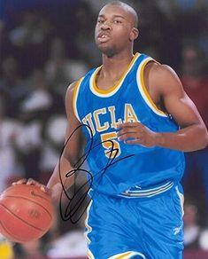 3c1e2c0f7 Baron Davis UCLA Bruins signed autographed