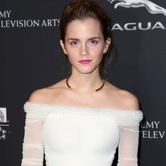 Pin for Later: Emma Watson's Empowering Words Would Make Hermione Proud