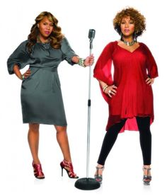 Mary mary. My favorite gospel singers