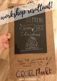 Vivianne maakten deze winter quote in een workshop handlettering & raamtekening gegeven door Ceciel Maakt.   #raamtekening #workshop #handlettering #krijtstift Winter, Cover, Books, Art, Winter Time, Art Background, Libros, Book, Kunst