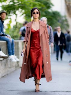 Valentine's Day Outfit Ideas That Aren't Over-the-Top Cheesy via @WhoWhatWearAU