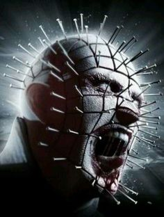 My horror movie crush will forever be pinhead