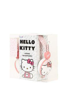 Écouteurs Hello Kitty