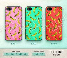 Pop Art Banana iPhone 5c case Andy Warhol iPhone cases iPhone 5 Case iPhone 5c Cover iPhone 5s Skin iPhone 4 Case iPhone 4s Cover phone skin cover skin