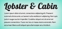 10 Great font pairings and tips on how to use different fonts without making it look cheesy.