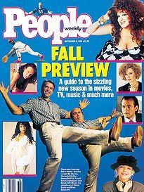 What People magazine looked like the year I was born... 1988 <3