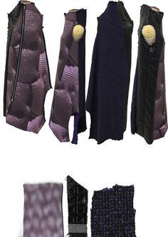 Shoe Jacket #makingitpersonal #uni #project #shoes #colour #purple #black #white #pink #grey #fashion #design #garment #fabrics #neoprene #embossed #wool #experimental #digitalprint #colorado #bagsoflove #customprint #creative