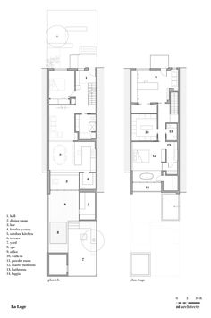 Gallery of La Loge / Nathalie Thibodeau Architecte - 15