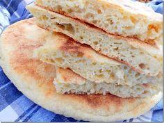 matlou3 , pain algérien