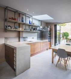 Concrete House | Studio Gil; Photo: Simon Kennedy | Archinect
