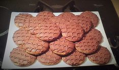 Biscuits granola maison au chocolat au lait | Les Gourmandises de mamie Denise