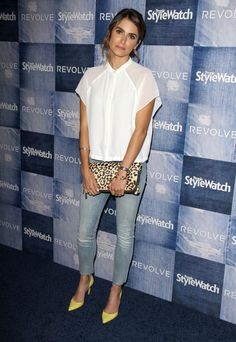 1. Nikki Reed At The People Stylewatch Hollywood Denim Party | The Most Fab And Drab Celebrity Outfits Of The Week