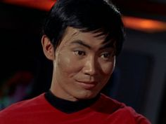 Mirror-Sulu - Let's Watch Star Trek