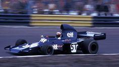 Sir Jackie Stewart, Tyrrell-Ford, Netherlands, 1973