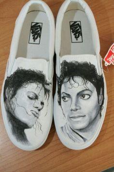 Vans Michael Jackson