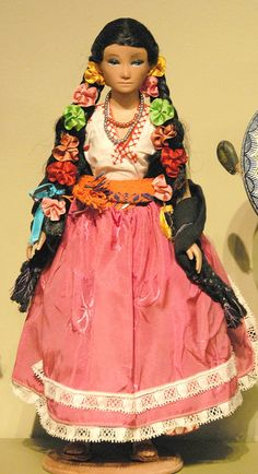 Purepecha Doll Mexico Michoacan | Flickr - Photo Sharing!