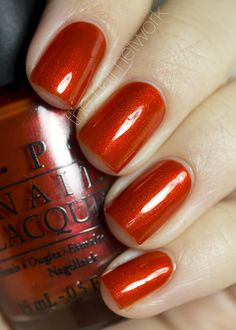 OPI - Deutsch You Want Me Baby? - Got it and love it!