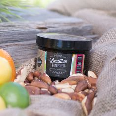 The most nourishing ingredients on earth are gently blended into our rich Skindelicious Body Butters. Have a daily binge. Your skin is hungry for it.  Light and nourishing cocoa butter and brasil nut oil hydrate, while babassu oil soothes and protects skin. And with the sweet smell of jungle fruits and sugar cane with a nutty twist, you'll be transported to a Brazilian beach the second you open the tub!