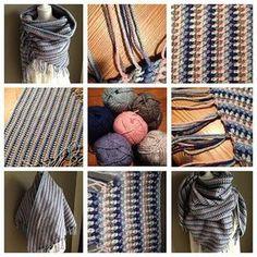 Neem 6 bollen wol van de Zeeman (à €0,99 samen €5,94), van iedere kleur 1, haaknaald 4, veel haakuren en tada klaar is je omslagdoek. Ik vond het pat
