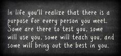 people teach purpose test use teach best life friendship enemies relationships