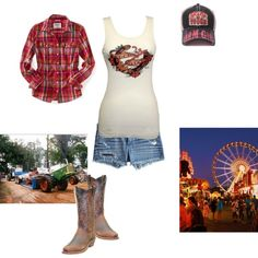 """""""County Fair weekend"""" by skphotoimages on Polyvore"""