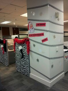 1000 Images About Cubicle Christmas On Pinterest