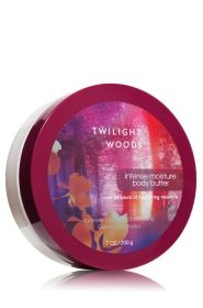 Twilight Woods Body Butter - Signature Collection - Bath & Body Works.... helps to fight dry winter skin and my favorite scent<3