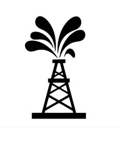 "Oil Life derrick 14/"" vinyl decal//sticker oilfield rig hand//roughneck oil /& gas"