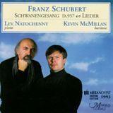 Schubert: Schwanengesang/Lieder [CD]