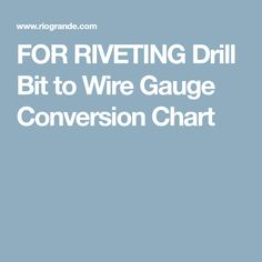 Wire gauge reference table awg american wire gauge convert mm to similar ideas more information for riveting drill bit to wire gauge conversion chart keyboard keysfo Image collections