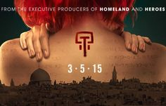 DIG is a New TV Show Coming to USA Network on March 5th - Jerusalem may be the holiest city on Earth, but it's hiding an unholy secret.