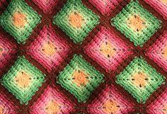 Vintage Crochet Blanket
