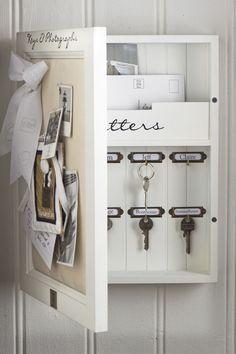 Rivièra Maison Keys & Photographs Cabinet