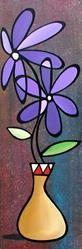 Art: Floral 29 by Artist Thomas C. Fedro