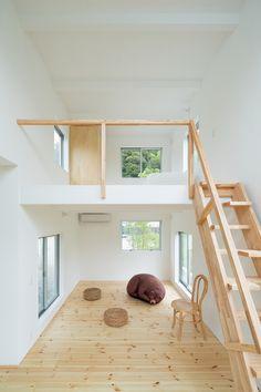 Einfamilienhaus in Japan