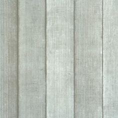 Behang planken bruin/grijs 46543 - VOCA