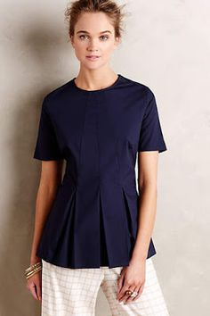 #anthrofave So cute and simple yet cool enough for hot summer days and nights