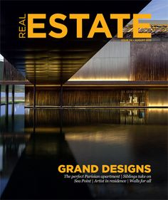 In our August issue we look at the art of wall treatment, the perfect Parisian apartment and living in Newlands. Parisian Apartment, Love Your Home, Grand Designs, Wall Treatments, Real Estate, Magazine, Live, Real Estates, Magazines