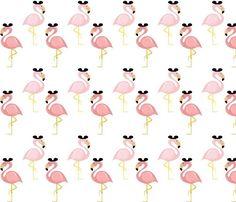 Flamingo Mickey Ears