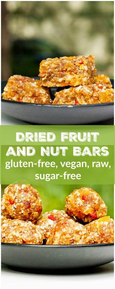 8 ingredient home made larabars - no refined sugar and plenty of nuts and dried fruit. Lightly sweet, nutty and fruity. A little bit of everything. Gluten-Free, Vegan, Raw and Refined Sugar Free too. Your perfect snack.
