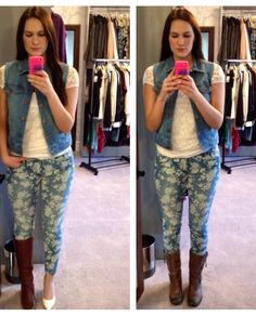 7ab159f3a5749 My Printed Jeans  Which Shoes Go Best With Them   Fashion  NicoleWeider
