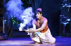Aladdin confirmed for West End premiere in June 2016