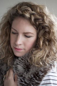 Curly Hairstyles: Ideas For Naturally Curly Hair | Beauty High