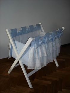 Bedside Bassinet, Baby Bassinet, Baby Cribs, Baby Bedroom, Baby Boy Rooms, Baby Room Decor, Pvc Furniture, Baby Carrying, Ring Pillow Wedding