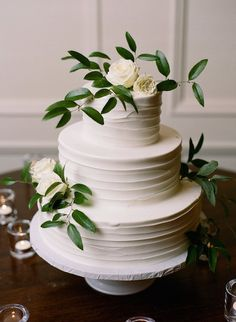 Simple white cake | Clark Brewer