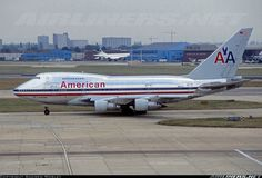 American Airlines N602AA Boeing 747SP-31 aircraft picture