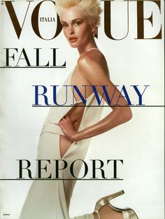Vogue Italia July 1996 Photo Steven Meisel