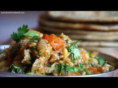 Gujarati Baingan Bharta Recipe   Eggplants Curry Recipe