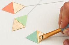 Geometric Decor for Your Modern Wedding | mywedding
